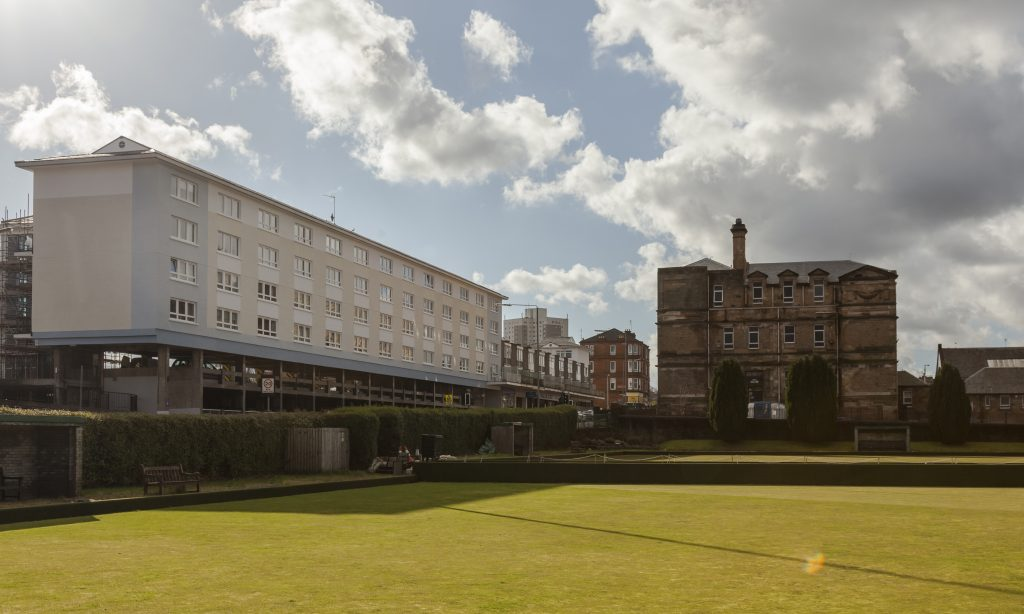 Refurbishment Project To The Area Of Pollokshaws A C Whyte